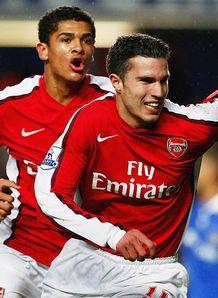 Robin Van Persie Chelsea Arsenal Premier League