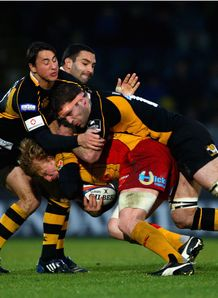 Sting in the tail for Wasps win