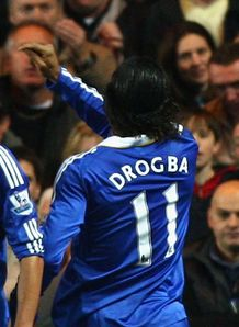Didier Drogba could have been blinded or even killed by the Burnley morons   Ian Wright