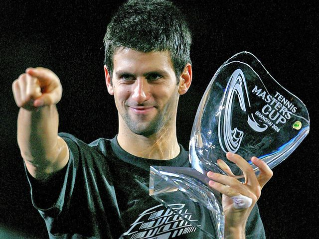 Djokovic: Defending champion
