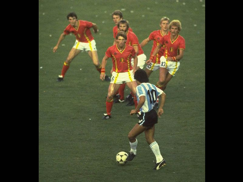 WC Play So Far Diego-Maradona-Argentina-Belgium-World-Cup-19_1496823