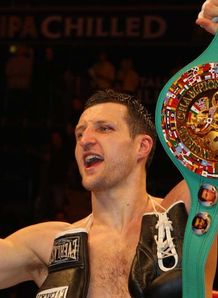 Froch close to Taylor bout
