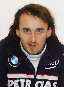 Walker tips Kubica for 2009