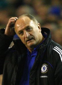 Scolari gets Fergie backing