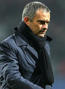 Jose jab at Scolari's Blues