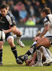 Sharks earn Sixways bonus
