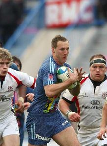 Ulster miss chances in France