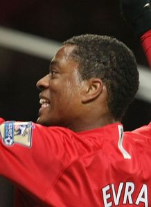 Evra dedicates win to FA