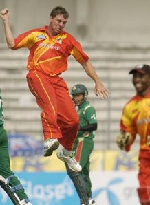 Zimbabwe clinch shock win