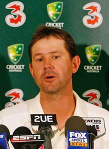 Ponting - not good enough