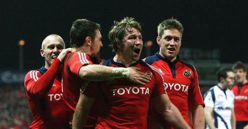 Munster: the most complete team in Europe, says Stuart