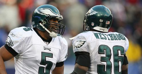 McNabb and Westbrook
