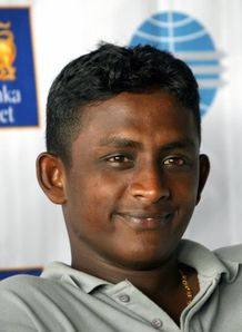 Picture of Ajantha Mendis