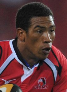 Picture of Ashwin Willemse