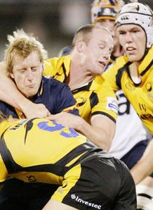 Brumbies v Force ruck