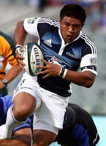 Keven Mealamu Blues in Perth