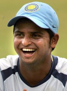 Picture of Suresh Raina
