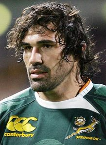 Picture of Victor Matfield