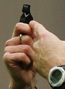 Referee whistle generic
