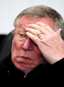 Fergie admits retirement fear