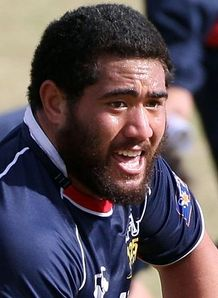 Picture of Charlie Faumuina