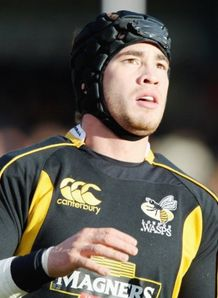 Danny Cipriani suffering