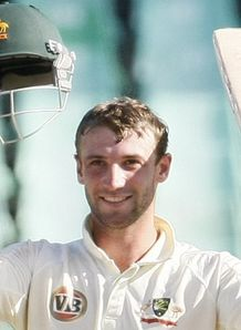 Picture of Phillip Hughes