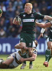 Tom Homer London Irish