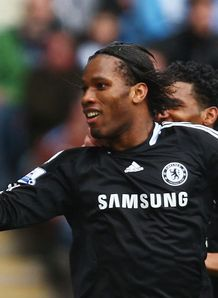 Drogba happy with form