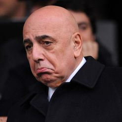 Galliani: Smiling come next season?