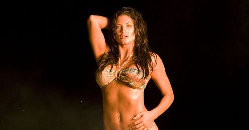pussy of eve torres