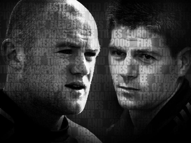 Rooney vs. Gerrard