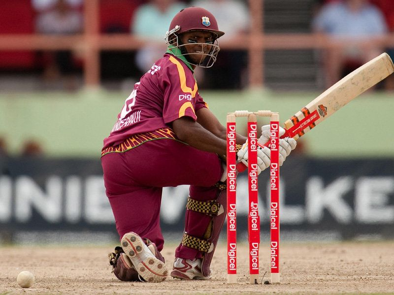 Chanderpaul sees of England
