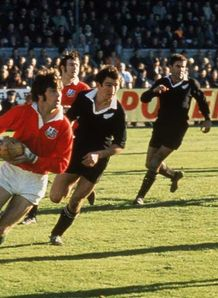 lions 1971 barry john New Zealand