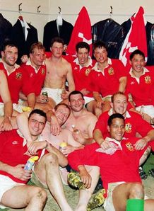 Lions New Zealand 1993 British Lions