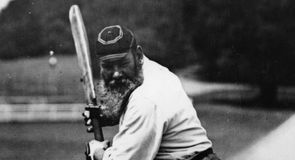 WG Grace: Victorian run machine