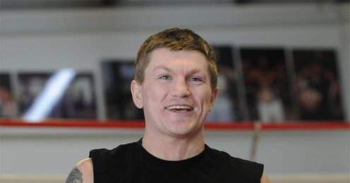 Hatton: second crack at pound-for-pound glory