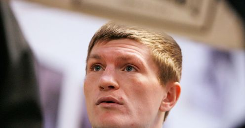 Hatton: starting to get body-clock in tune