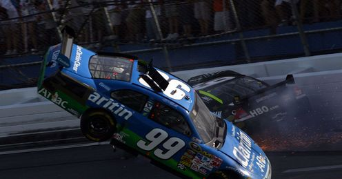 The crash between Edwards and Keselowski should serve as a wake-up call for NASCAR
