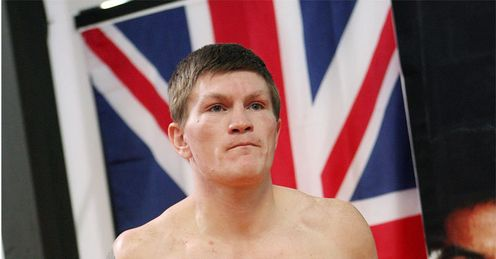 Hatton: his return is risky, but great for British boxing, says JIm Wat