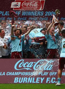 Clarets savour jubilant scenes