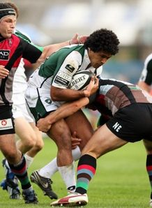 Chris Hala Ufia against Harlequins