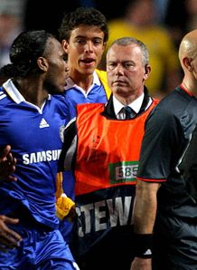 Blues charged by Uefa