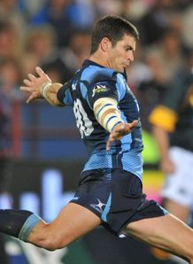 Morne Steyn Bulls side view