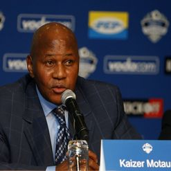Motaung: Backing his boys