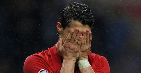 Ronaldo: missed in last year's shootout