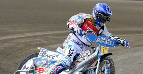 Lindgren: will Slovenia be his night? (Photo: www.fotospeedway.pl)