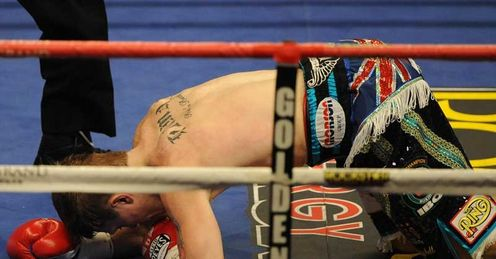 Hatton: time to call it a day, says Johnny