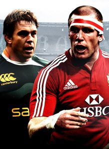 S Africa 26-21 Lions - Live
