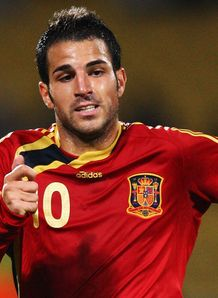 Cesc is Barca's back-up plan